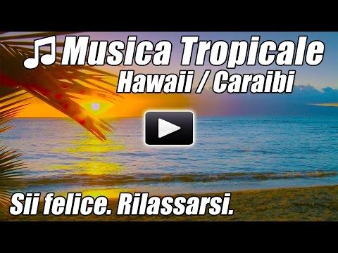 Canzoni a Tropicale Rilassante Romantico Isola Caraibica Musica Hawaiana rilassarsi Studio Hawaii st