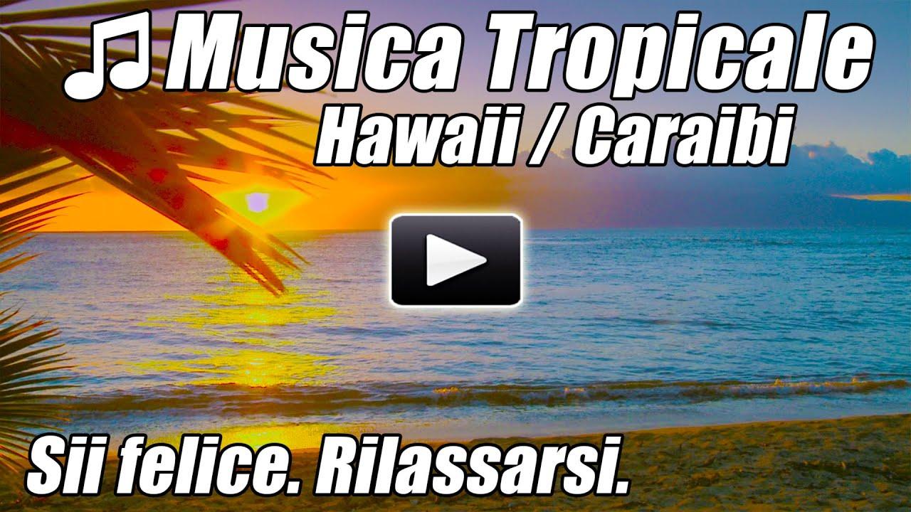 Canzoni A Tropicale Rilassante Romantico Isola Caraibica Musica Hawaiana Rilassarsi Studio Hawaii St Youtube