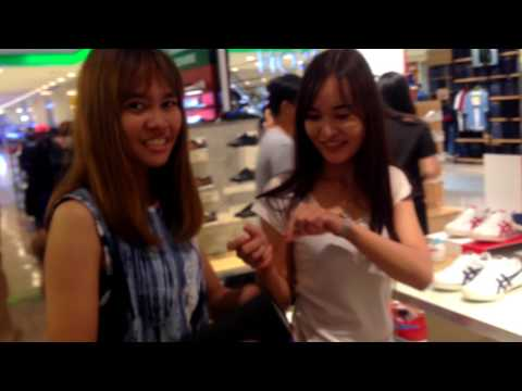 VLOG 001 Chilling at Central Plaza Khonkaen