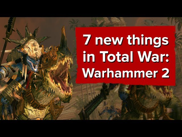 Total War: Warhammer 2's campaign is trying something different
