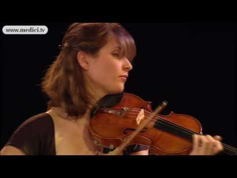 Lisa Batiashvili, Andreas Brantelid, Aleksandar Madzar - Mozart Piano Trio K 502