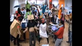 Harlem Shake fX Sudirman Final
