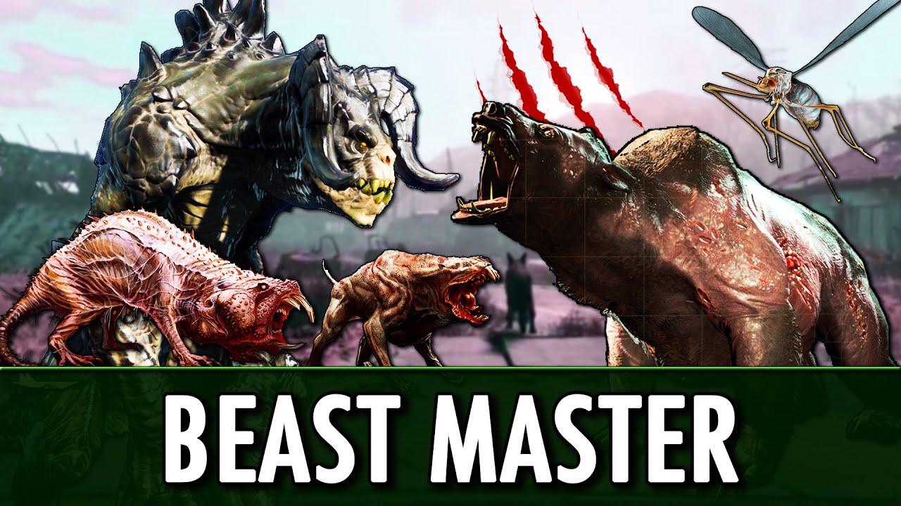 Beast master porn