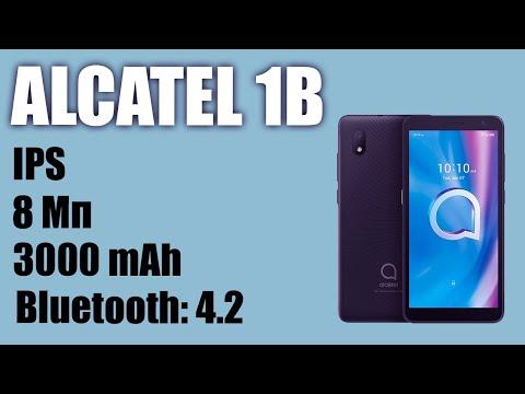 Обзор смартфона Alcatel 1B (2020) IPS, 3000 MAh
