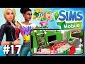 Let's Play Die Sims Mobile #17 | Fetter Fernseher 😎 & Einrichtung