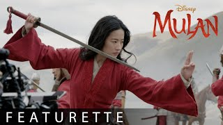 Disney's Mulan | Stunt Featurette