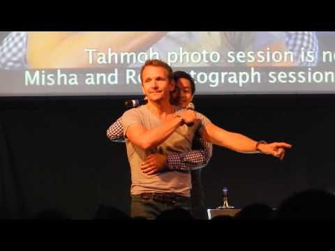 JIB 5  Osric & Sebastian Panel  Singing My Heart Will Go On