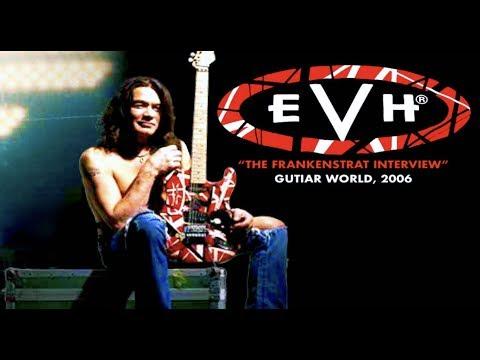 """Eddie Van Halen - """"The Frankenstrat"""" Interview (Guitar World, Nov. 2006)"""