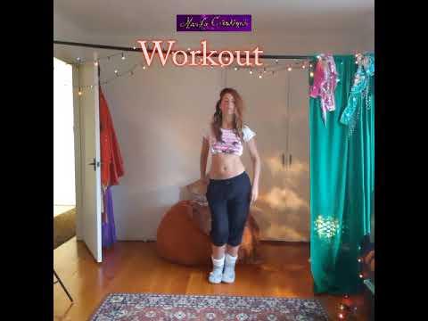 beginner belly dance workout for beginners  hip lift