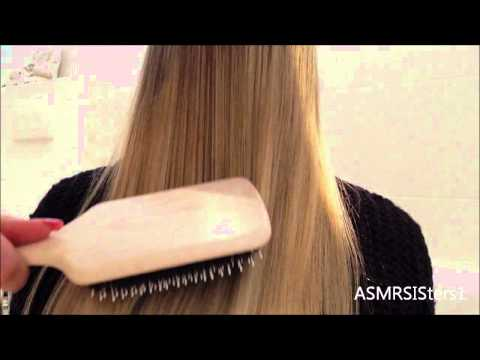 ASMR Hair Brushing