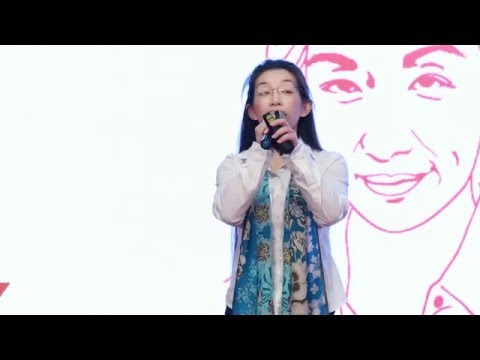 A duet of science and art | Fanyi Zeng | TEDxChaoyangWomen