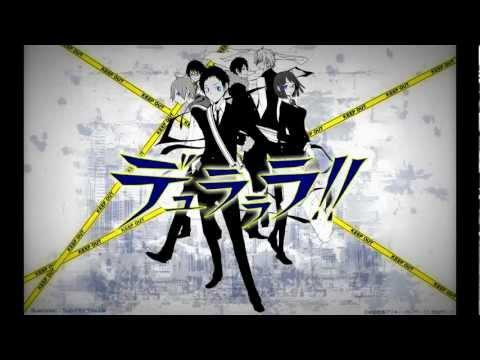 Durarara!! Opening 2 (Karaoke Version)