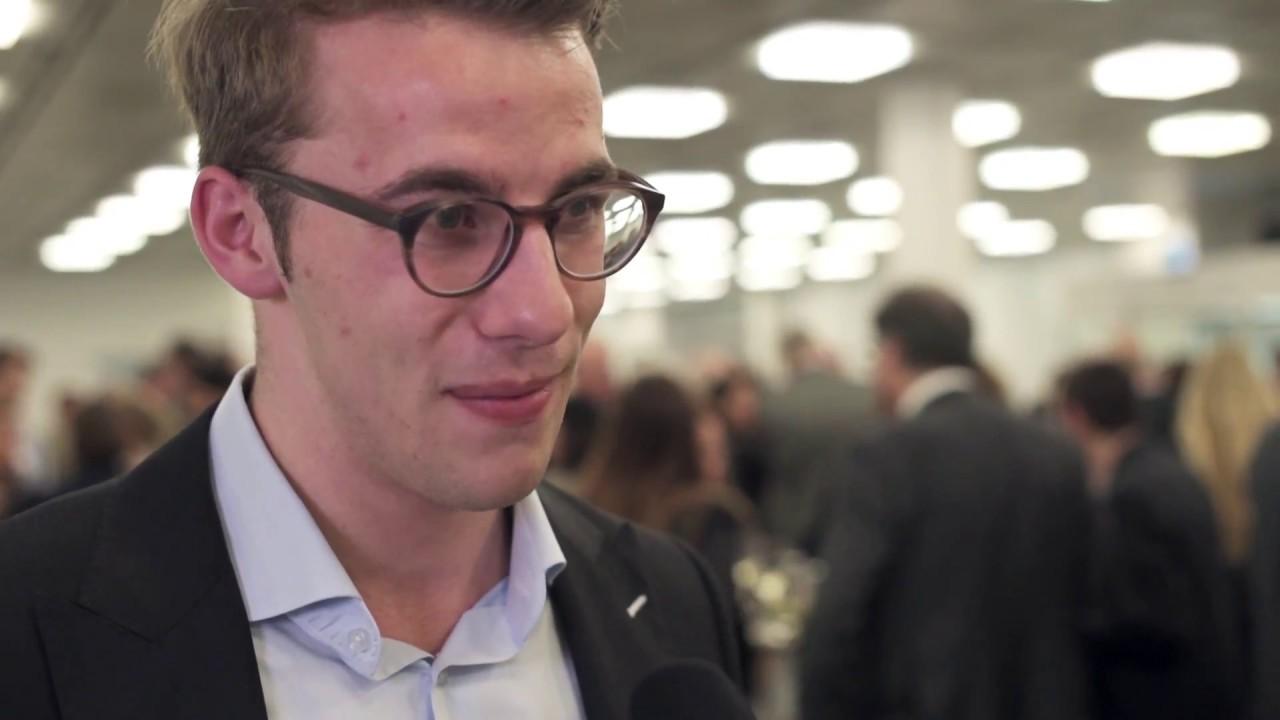 Andri Silberschmidt Präsident Jungfreisinnige Schweiz Am