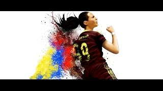 Deyna Castellanos ⚫ Queen Of Goal ⚫ Dribbling Skills