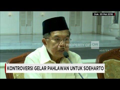 Kontroversi Gelar Untuk Soeharto