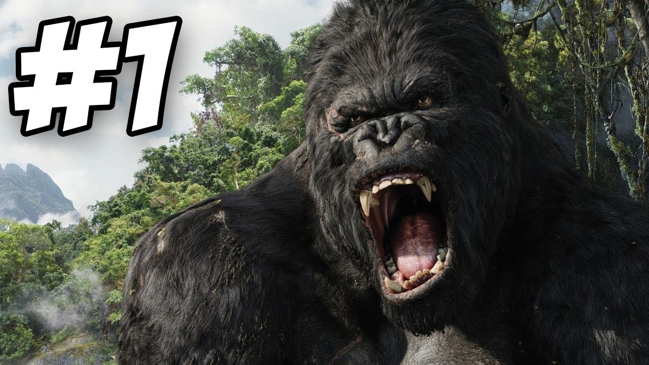 King Kong Peter Jackson