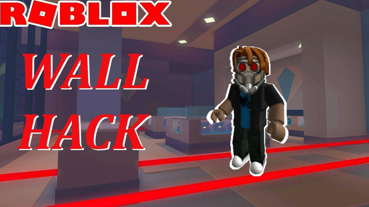 Ultimate Wall Hack In Jailbreak Roblox 2018 Youtube