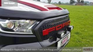 Hurter Offroad -  FORD Ranger - Exklusiver Umbaupartner der Schwabengarage Neu Ulm