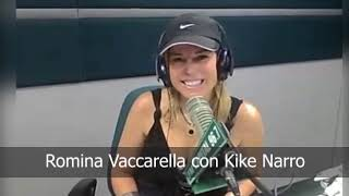 #Los10deCapital: Romina Vaccarella habló de todo con  Kike Narro en 2009