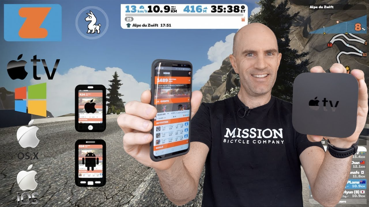 zwift android