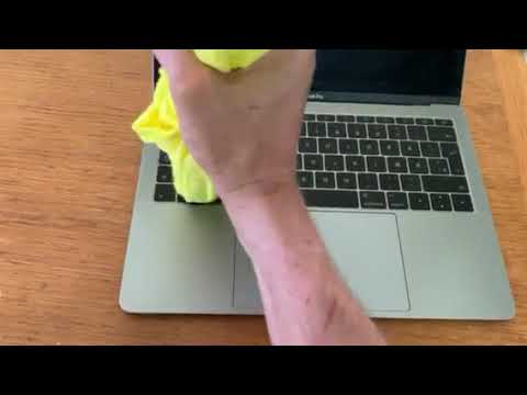 How to clean and fix your MacBook Pro keyboard