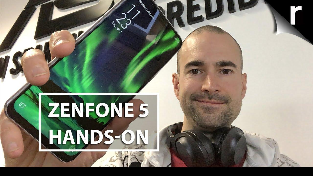 ASUS Zenfone 5 - Review!