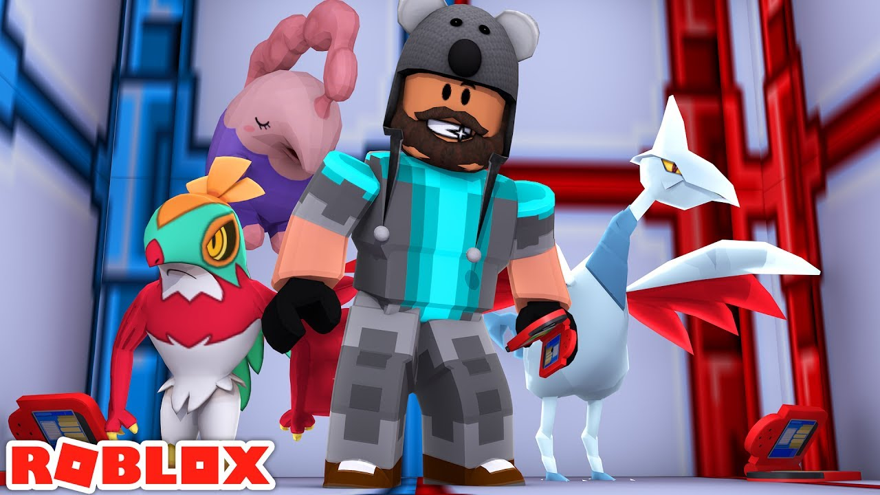 Pokedex At 400 Pokemon Brick Bronze 84 Roblox Youtube