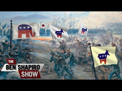 Is The Second Civil War Coming? | The Ben Shapiro Show Ep. 593