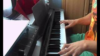 Lebt denn der alte Holzmichel noch - funny piano version :)