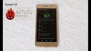 Huawei Y5 2017 Antutu Benchmark Speed Test