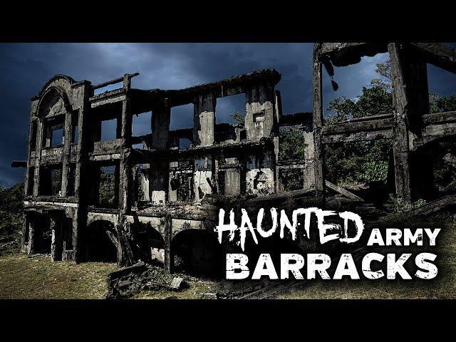 HAUNTED Mile-long Barracks | EXPLORING Corregidor Island, Philippines