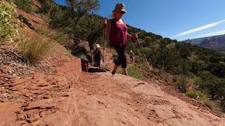 Come On And Let's Take A Hike On Airport Loop Trail In Sedona, Az