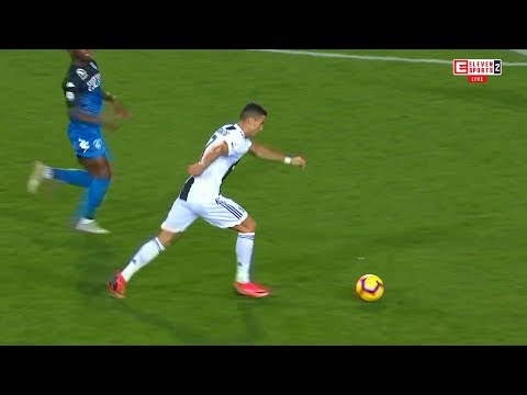 Cristiano Ronaldo - The Rocket Man | Devastating Powerful Goals