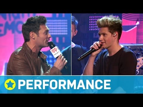 Ryan Seacrest RAPS with One Direction!