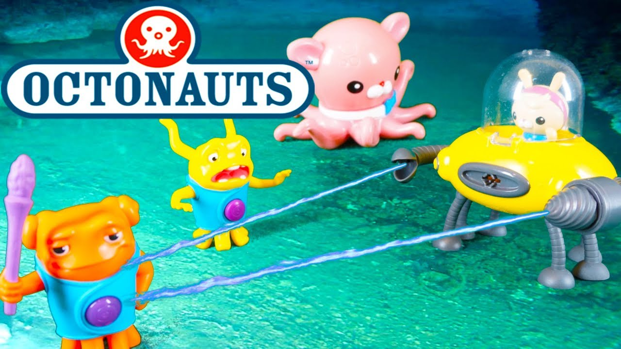 Octonauts Adventure Special - Episode 14 - Ocean Rescue - Full Episodes -  Cbeebies