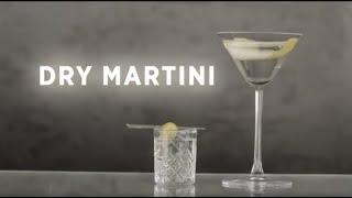 DRY MARTINI  – 5 Yıldızlı Tarifler
