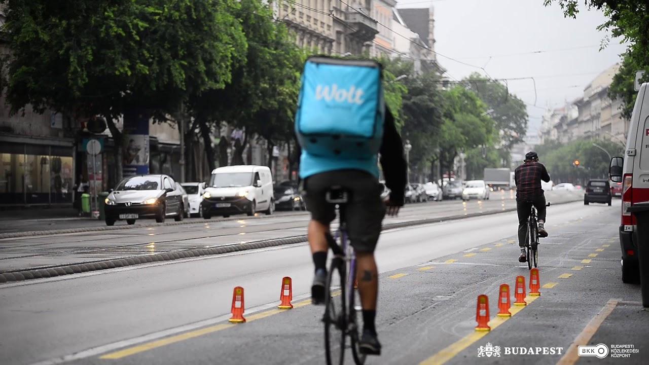 Nagykörúti kerékpáros forgalom