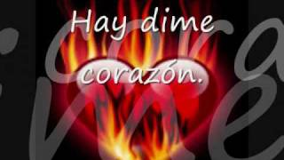 Dime Corazon - Amaury Gutierrez YouTube Videos