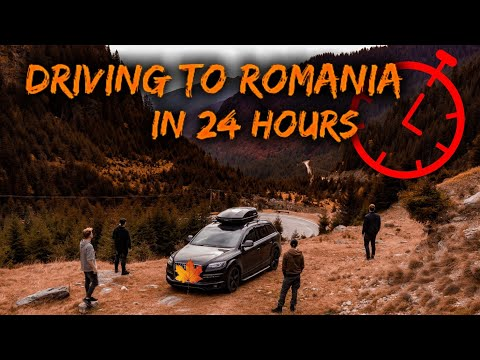 THE CRAZIEST ROMANIAN ROAD TRIP EVER!! (IT STARTS NOW)