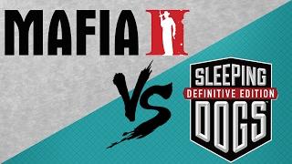 Mafia II VS Sleeping Dogs | SIDE BY SIDE COMPARISON | HD