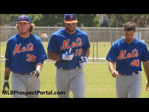 Tim Tebow prospect video - New York Mets OF