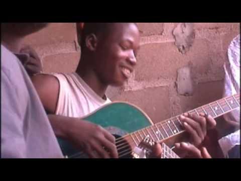 mali Music, African guitare, Improvisation à Bamako !