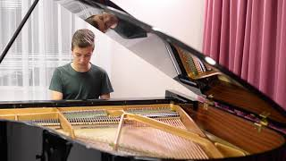 F. Chopin - Lento, ma non troppo (Martin Melkes)