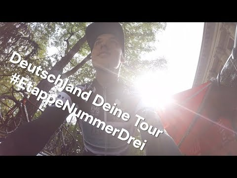 "Paddi goes Deutschland Tour ""Etappe No.3"""