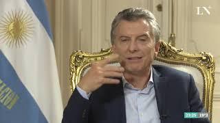 Mauricio Macri, sobre su padre Franco Macri:
