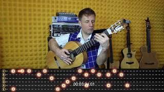 ДиДюЛя - Осень-Август.Обучение игре на гитаре