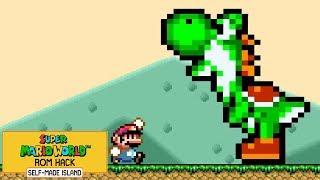 Courptendo's Variety LDC - Yoshi Cavern (2011) | Super Mario World Hack