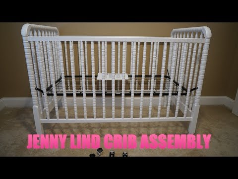 DaVinci Jenny Lind 3-in-1 Convertible Crib Assembly Video