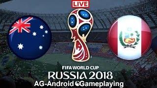 || AUSTRALIA vs PERU★★LIVE STREAM WORLD CUP 2018