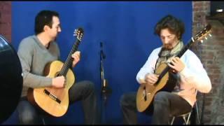 Isaac albèniz Mallorca Barcarola op.202 Nannini Daniele e Maurizio Nisticò duo